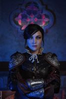 The Witcher 3: Blood and Wine. Syanna - 1 by HydraEvil