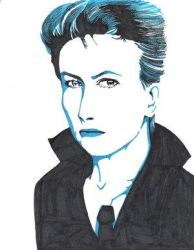 bowie by bowie-lover by therealdavidbowie
