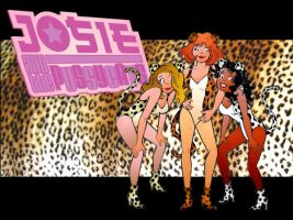 JOSIE AND THE PUSSYCATS by BoggieNightBoy