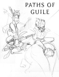 Paths of Guile by Coyotzin