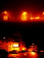 flammable cities by PsycheAnamnesis