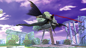 SSBB Characters - Bayonetta sexes things up~ by DSX8