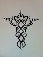 Celtic Tattoo by syril32