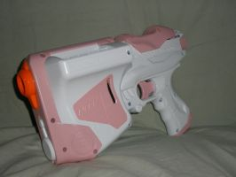 Modified / Custom NERF Speedload6 - left by MarcWF