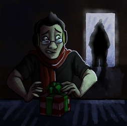 Markiplier- HO HO HO by Stalcry
