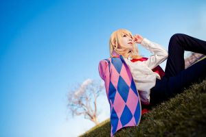 Howl's Moving Castle_Glamorous by hybridre