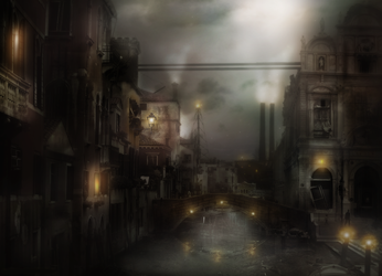 Venice - Darksiders Contest by devotion-graphics