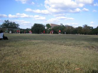 The Soccer Field by sweetmelissa21