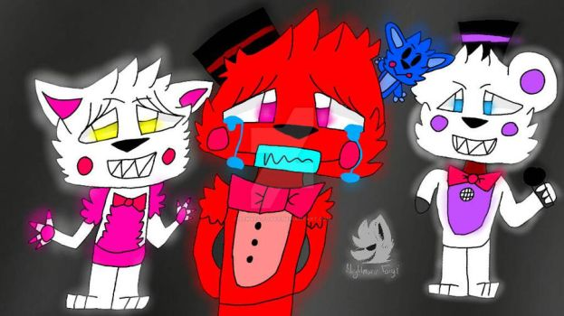 The Funtimes Knows Best by XFnaf4-FoxyX