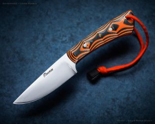 Hunting Knife by Logan-Pearce