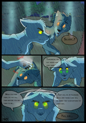 World of Wolves Page 40 by Sooty123