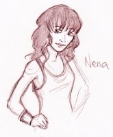 NENA by MarineElphie