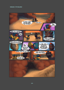 HitB (chapter 1) Page 31: Beach Cave Pit by Velvet-Rainbow