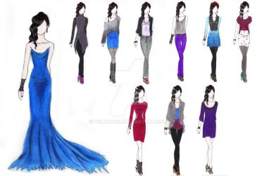 Personal Style Collection by velvet021