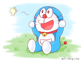 Doraemon by whiskyice