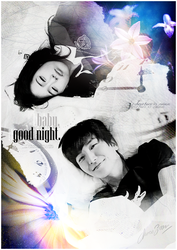 Baby Good Night by lovocholate
