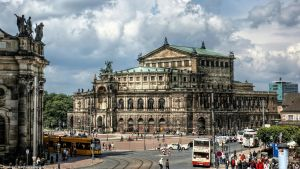 Dresden - Semper Opera House 2 by pingallery