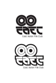 East Asian Film Club logotype by kniso
