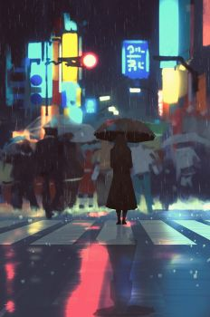 10/365 Rainy day by snatti89