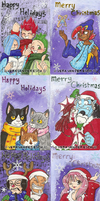 Christmas Cards 2010 by Genolover