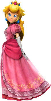 Peach Render by Ashley-andRed