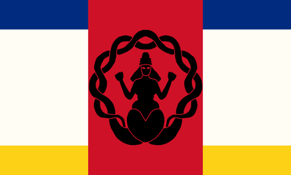 Flag of the Order of Dracul by ThanyTony