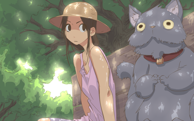That is a Suspicious Cat by JohnSu