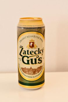 Russia - Zatecky Gus by Wewantbeer