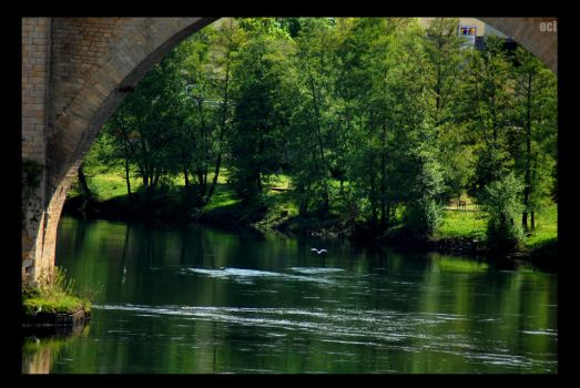 OURENSE by Trazzador