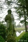 Elegant Statue in Rememberence by AliDee33