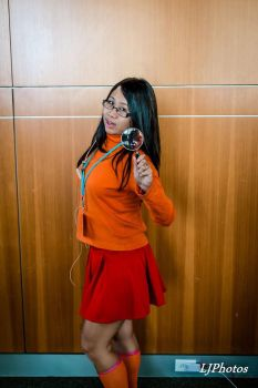 Velma Dinkley Cosplay by reikoheartsu