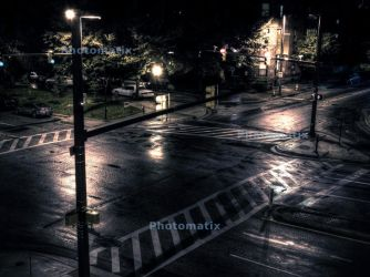 A Dark Intersection by thatdude17