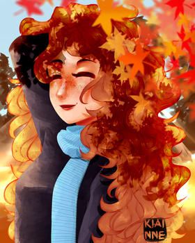 Autumn by kiainne