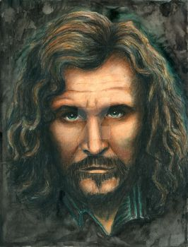 Sirius Black by MariaBruggeman