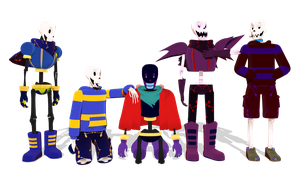 Papyrus Pack 1.0 by UltimateQuick