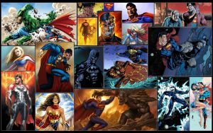 Superman Wallpaper by GT-Orphan