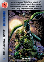 Green Arrow Special - The Longbow Hunter by overpower-3rd