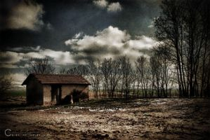 unknown house... by d-choonga