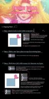 How to - Clipping Mask, Layer Mask by Xhilia7