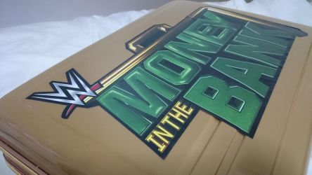 Money In The Bank briefcase by imranbecks