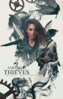 Wattpad Cover 07 | Amongst Thieves by lottesgraphics