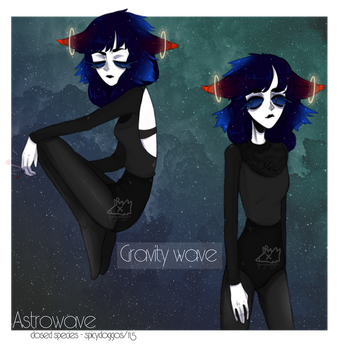 Astrowave: the Gravy-wave | adopt [closed] by spicydoggos