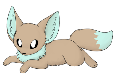 Fox by luna-the-umbreon