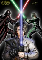 Restoring Balance to the Force by taresh