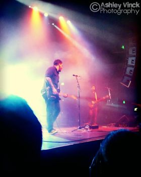 Thrice live 2009 SF: Dustin K by Lpsim580