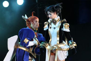 Mai Otome WCS 2011 by Iloon-Creations