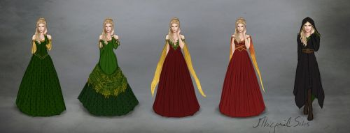 Katherin outfit variations - ANDERNYA by AbigailSins