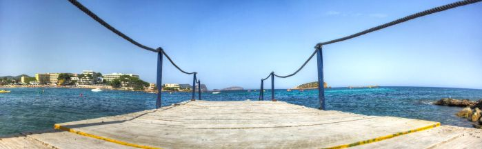 Es Cana panoramic I by dylanridley