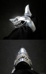 The Great White Shark by EagleWingGallery