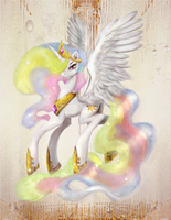 Celestia by Miradge